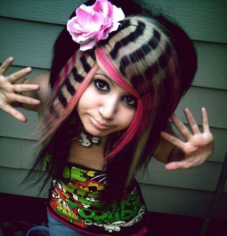 斬新すぎる髪型をまとめてみた!こんなヘアスタイル見たことない!